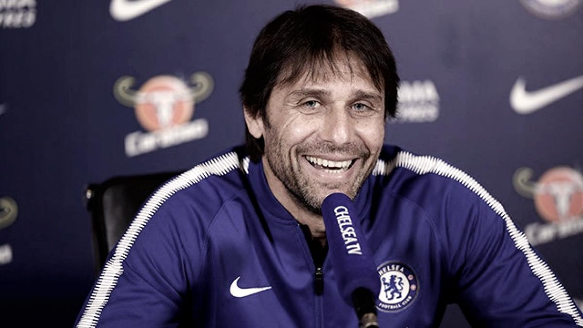 """Antonio Conte: """"En la segunda mitad mostramos una gran reacción"""""""