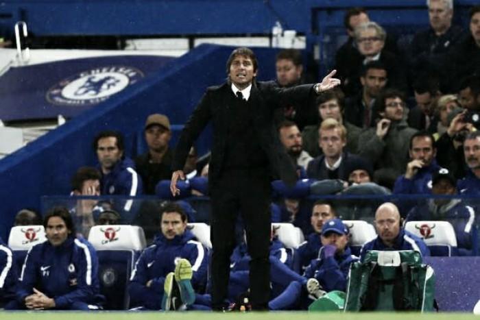 """Conte reconhece esforço do Chelsea apesar de derrota para City: """"Demos o máximo"""""""