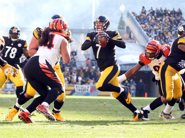 Steelers: un calcio alla stagione