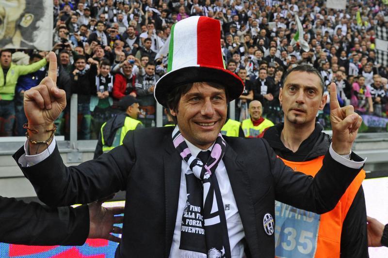 Antonio Conte squalificato? La Juve non cambierà comunque tecnico