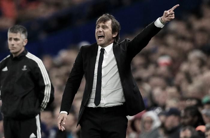 """Conte valoriza desempenho do Chelsea após goleada: """"Foi um início perfeito"""""""