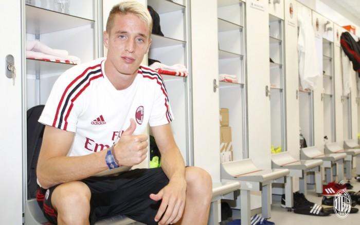 """Milan, Andrea Conti: """"Ibra è un grande campione, ci aiuterebbe tanto"""""""