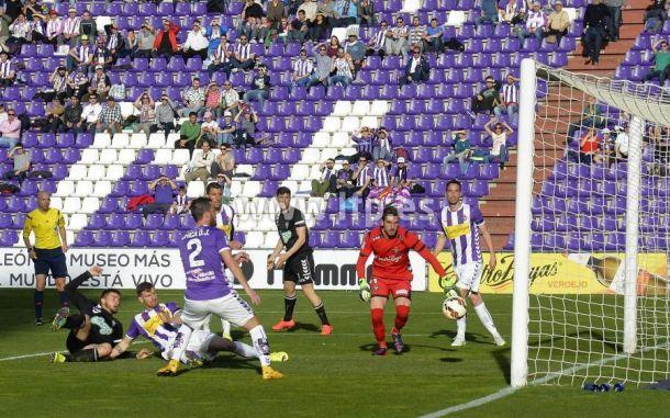 El Albacete asalta Zorrilla