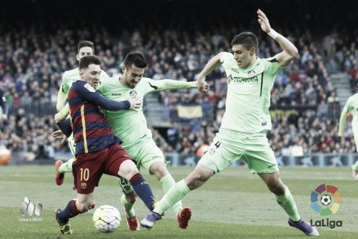 La contracrónica del Barcelona - Getafe: trámite superado