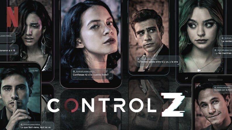 CONTROL Z: ¿El próximo hit adolescente o un nuevo cliché?