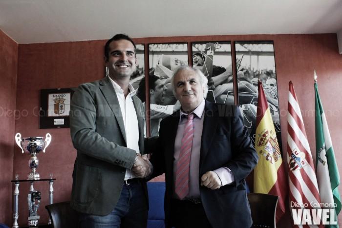 El Almería y el Ayuntamiento de la ciudad seguirán yendo de la mano
