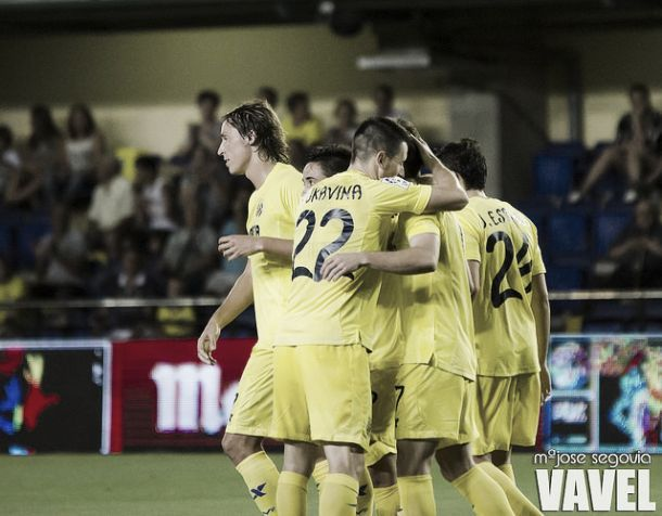 Lista de convocados del Villarreal CF ante el FC Barcelona