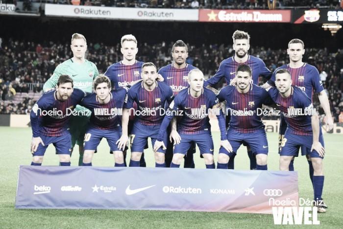 Dembelé y Arnáiz, novedades en la lista azulgrana