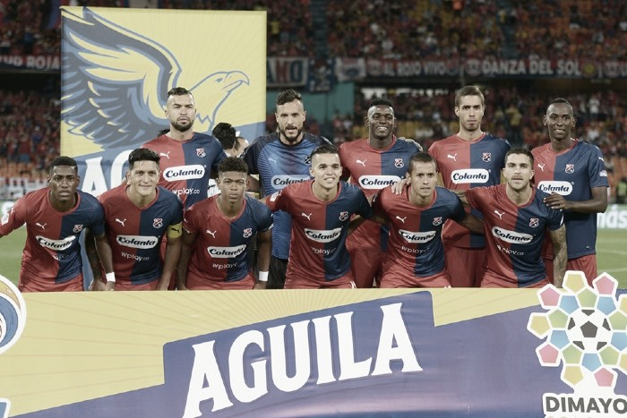 Convocados por el técnico Alexis Mendoza para visitar al Deportivo Cali