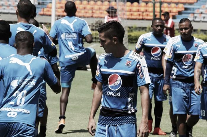 El equipo frente a Jaguares