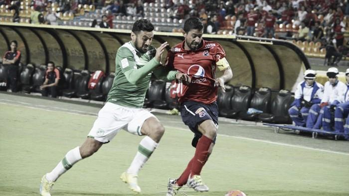 Convocados en el DIM para enfrentar al Deportivo Cali
