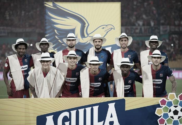 Convocados en Independiente Medellín para un nuevo clásico antioqueño