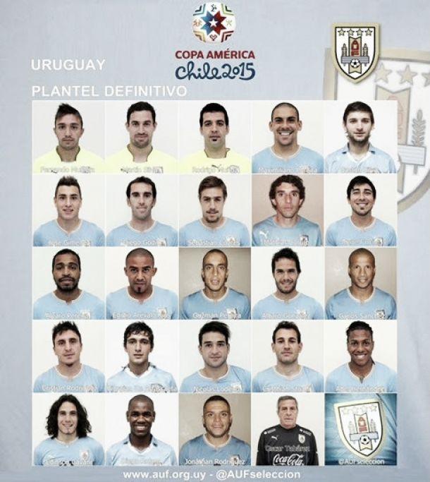 Uruguay llega a la Copa América sin su principal figura