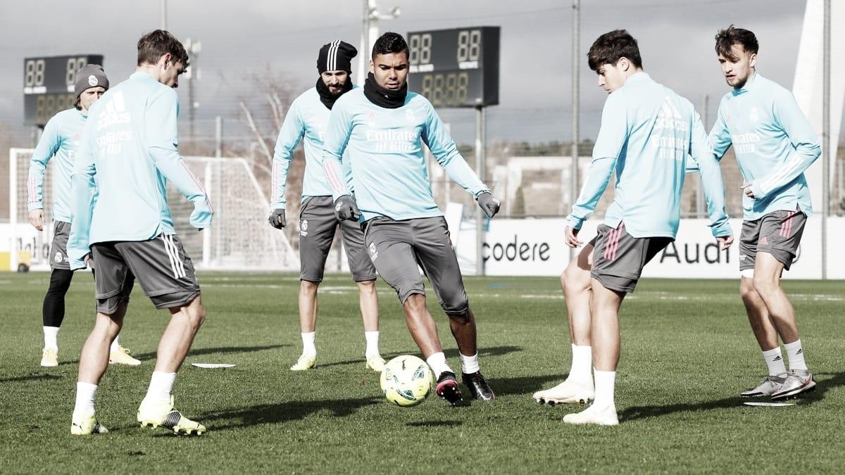 Convocatoria de Zidane contra el Getafe: vuelta de Isco en una lista marcada por las ausencias