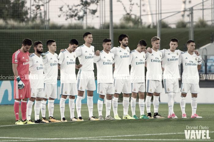 Solari convoca a 18 jugadores de sus filas para recibir al Guijuelo