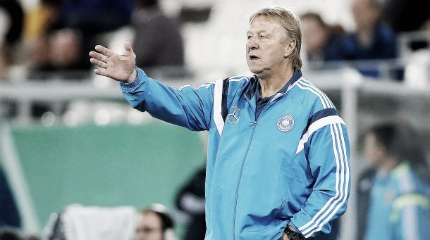 Hrubesch confirma preselección de Alemania para el Europeo Sub-21