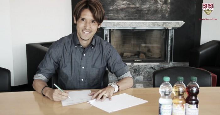 Hertha outcast Hajime Hosogai joins VfB Stuttgart