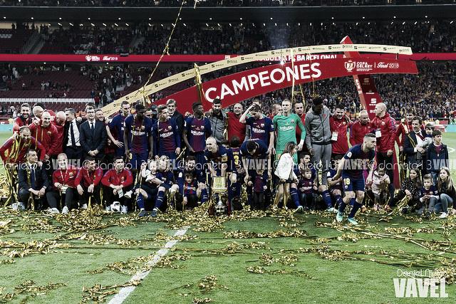 El Barça estará en la semifinal de Copa por novena vez consecutiva