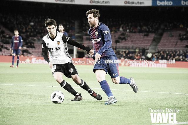 El Valencia, rival del Barça en la final de Copa del Rey