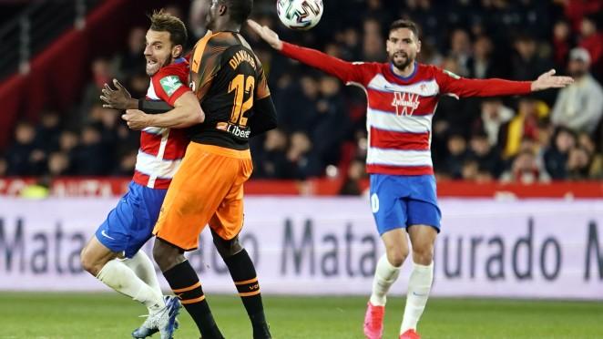 Previa Granada CF - Valencia CF: despedir un año histórico con victoria