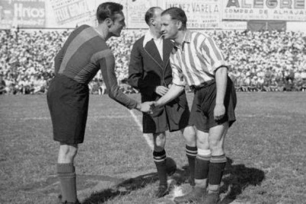 Serial final Copa del Rey1941/42: de la catástrofe al éxito