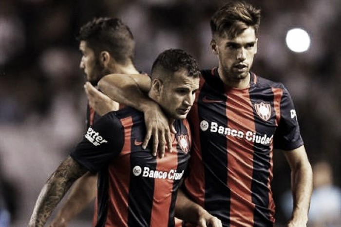 Diego Morales le dio un cachetazo a San Lorenzo en el debut de la Copa