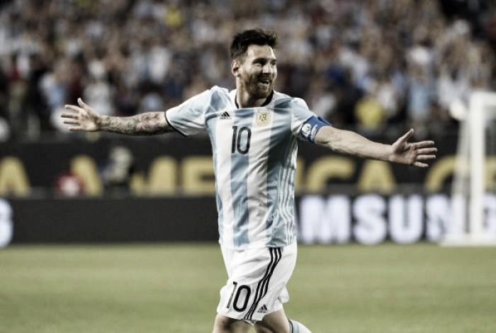 Argentina: liderados por Messi no desejo de quebrar jejum de 23 anos sem títulos