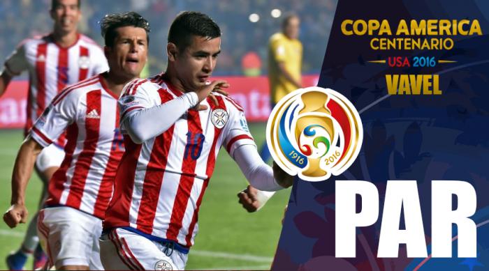Copa América Centenário: Paraguai vai aos EUA com uma mescla de experiência e juventude