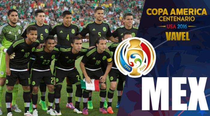 Copa América Centenário: com Chicarito em ótima fase, México sonha em ir longe