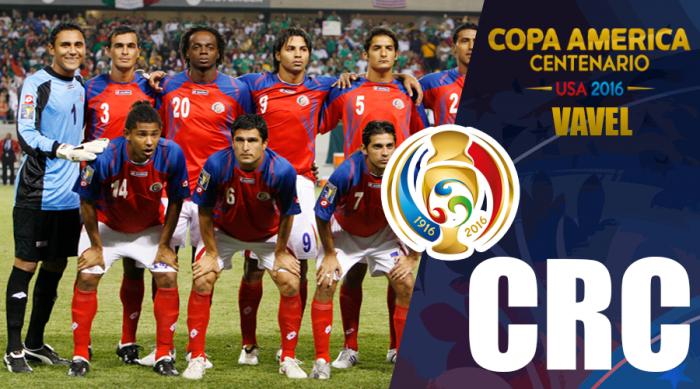 Copa América Centenário: Costa Rica busca usar experiência de dois anos atrás para ir mais longe