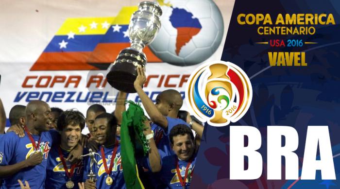 Copa América Centenário: Brasil, sem Neymar, querendo voltar à soberania continental