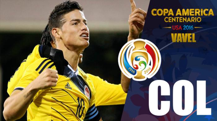 Copa América Centenário: geração de ouro da Colômbia terá chance de se consagrar nos EUA