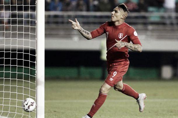 """Perú se mete en semifinales de la mano de un """"Guerrero"""""""