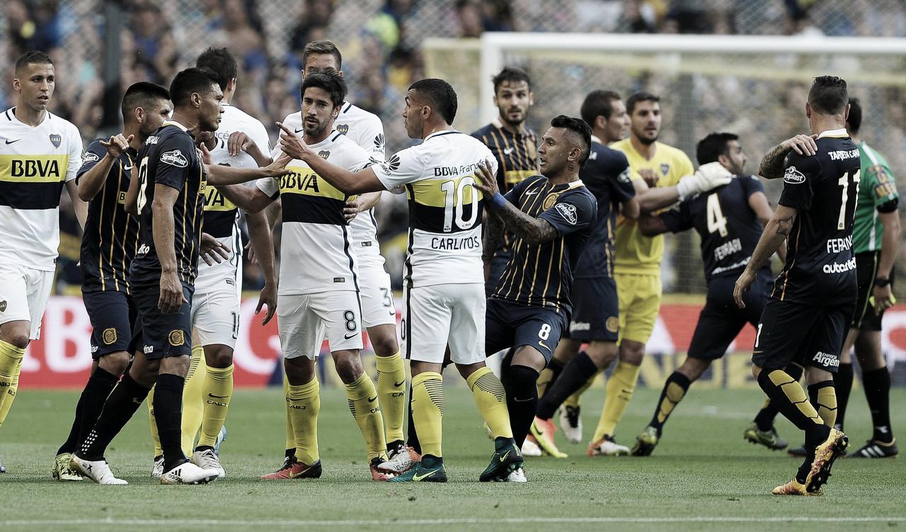 Previa Boca - Rosario Central: duelo azul y oro