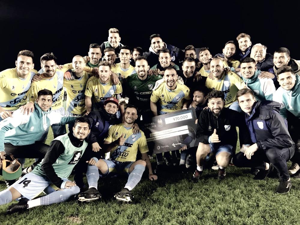 Historial de Temperley en la Copa Argentina