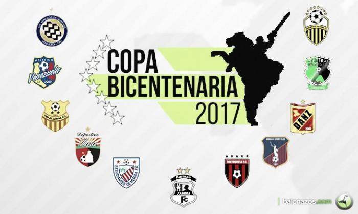 1era. Jornada de la Copa Bicentenaria 2017