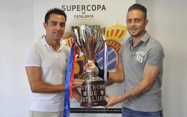 Segunda presentación de la Supercopa de Catalunya en Girona