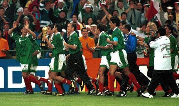 México 4-3 Brasil: Copa Confederaciones 1999