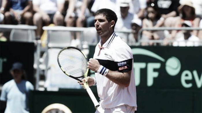 Copa Davis: Argentina semifinalista