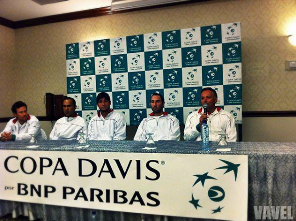 Copa Davis: Reyes-Varela y Hank abrirán por México la serie ante Guatemala