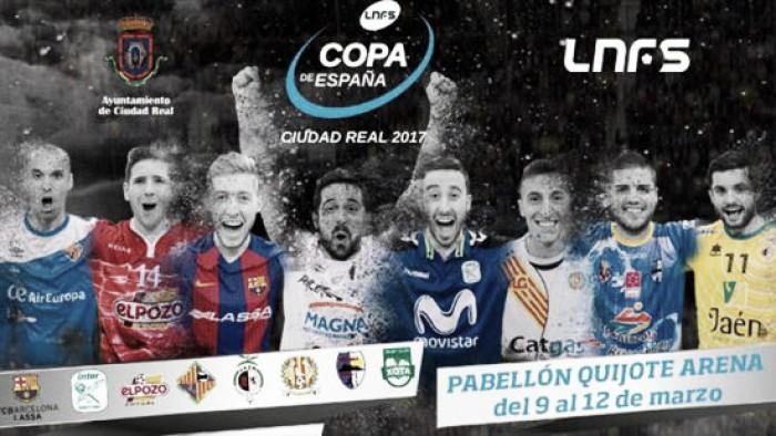 Los ocho equipos de la Copa de España