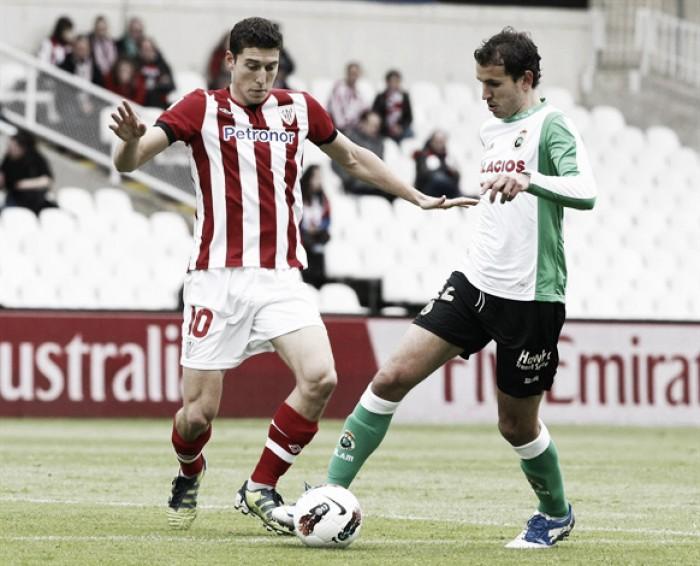 El Athletic se medirá al Racing en Copa del Rey