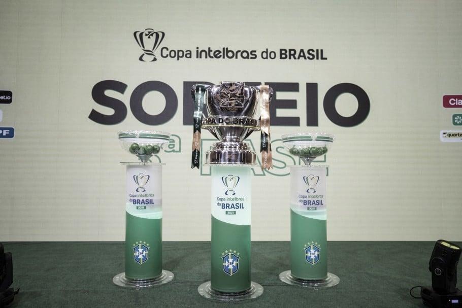 Confrontos da terceira fase da Copa do Brasil são definidos; veja