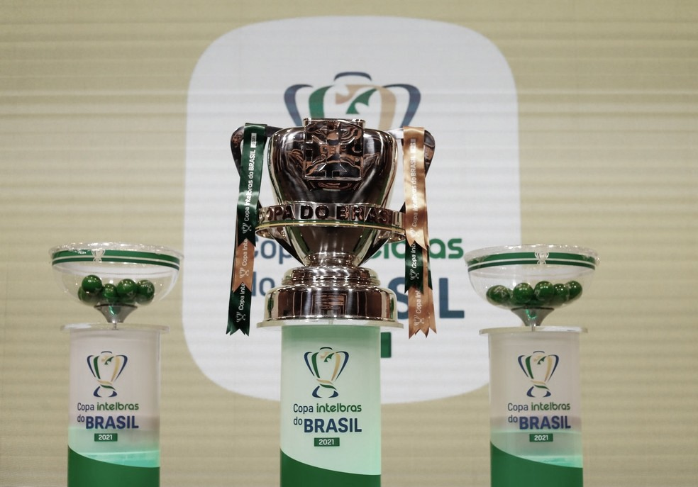 Sorteio define confrontos das oitavas de final da Copa do Brasil; confira
