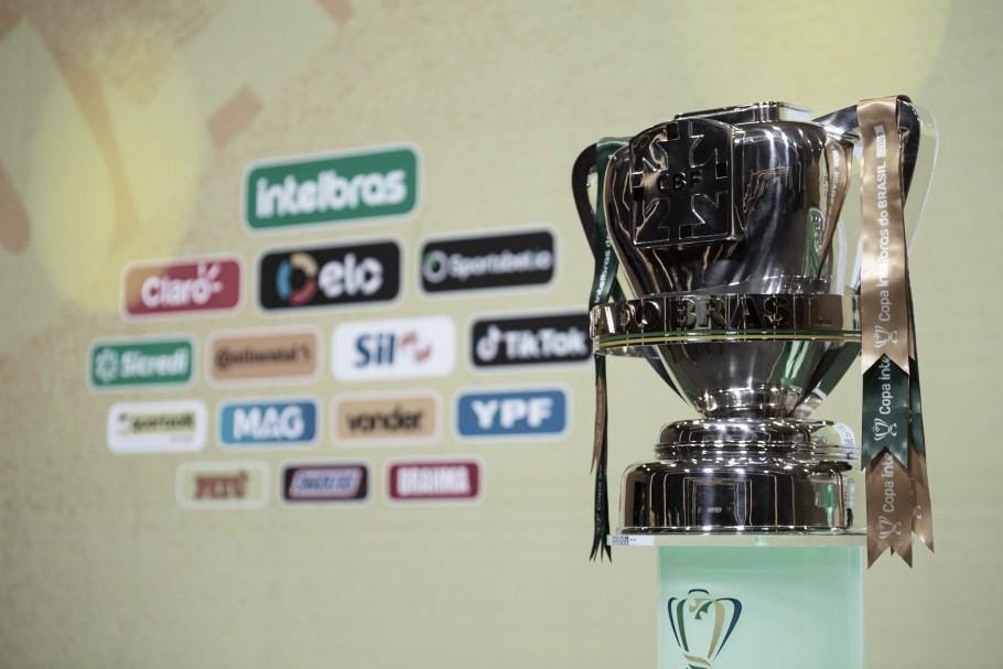 Confrontos das quartas de final da Copa do Brasil são definidos; confira