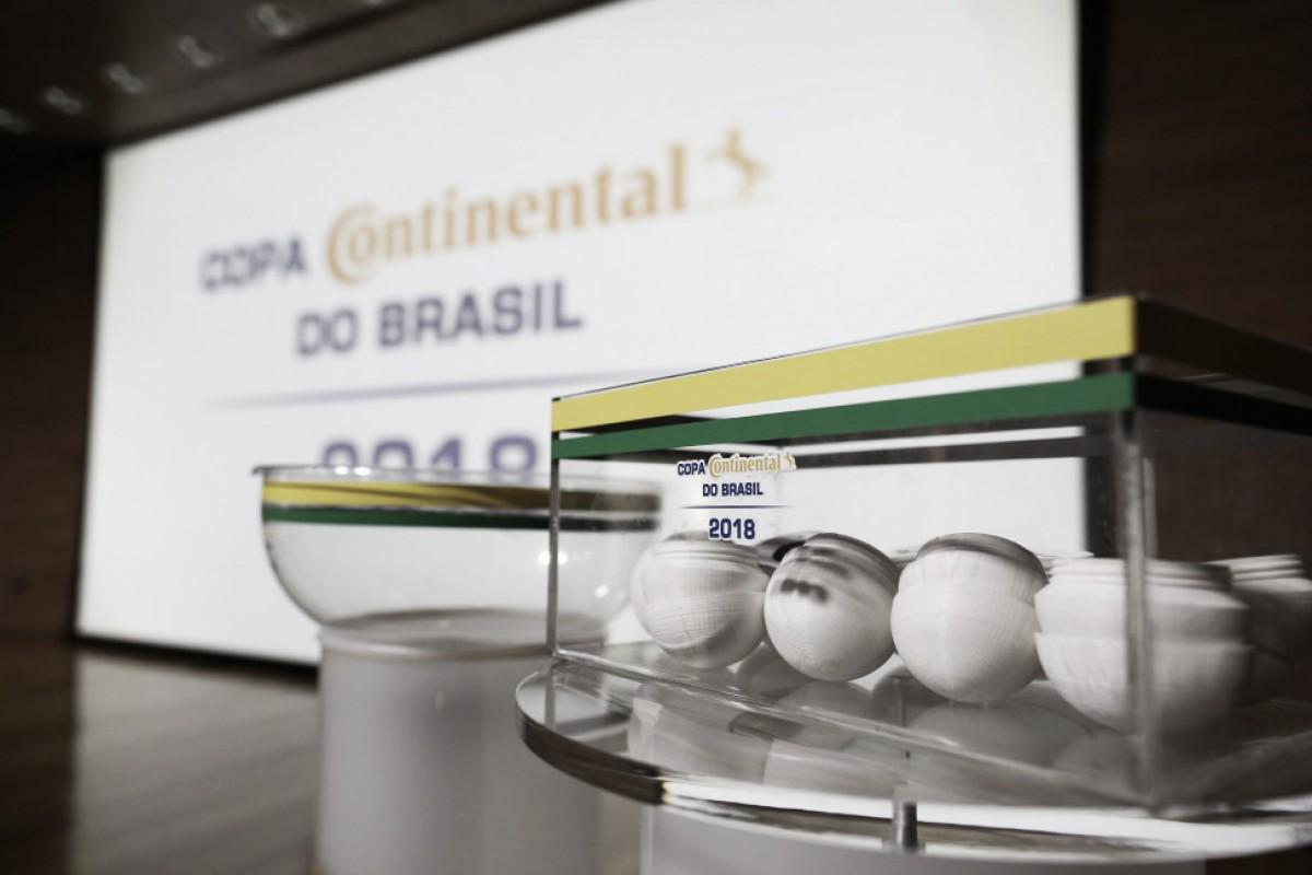 CBF sorteia confrontos da quarta fase da Copa do Brasil com dois confrontos de times da Série A