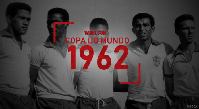 Copa do Mundo 1962: Brasil mostra favoritismo e conquista bicampeonato