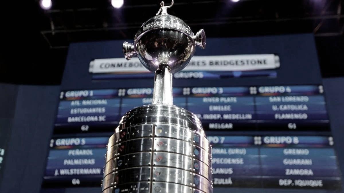 Libertadores 2020: Boca quedó en el grupo H
