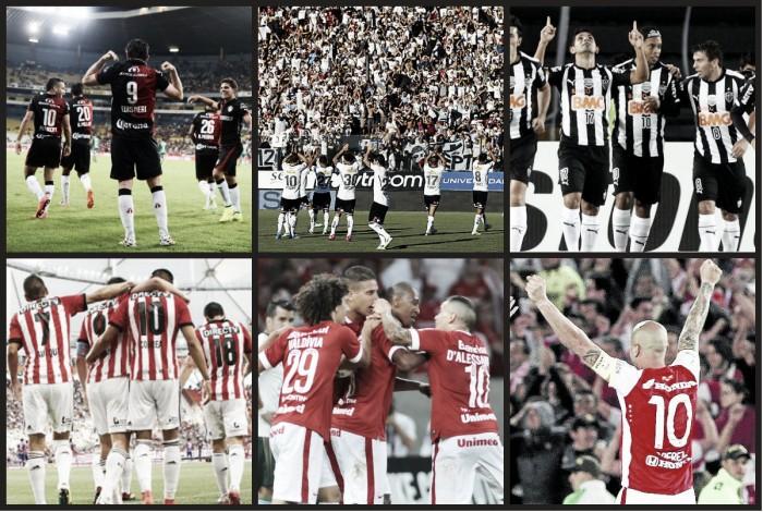 Desempeño de Santa Fe en la Copa Libertadores 2015