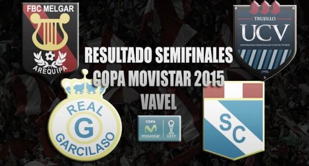 Así se jugarán las semifinales nacionales peruanas de cara al Play Off de la Copa Movistar 2015